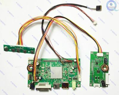 HDMI+DP+DVI Controller Driver Board Kit for 2560×1440 2K LCD LM270WQ1-SDE3