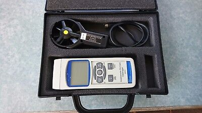 Sper Scientific 850023 Vane anemometer sd card logger