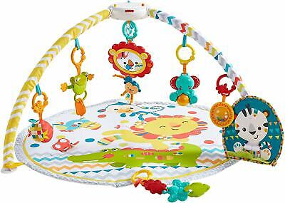 Fisher-Price Colourful Carnival Music & Lights Deluxe Play Gym