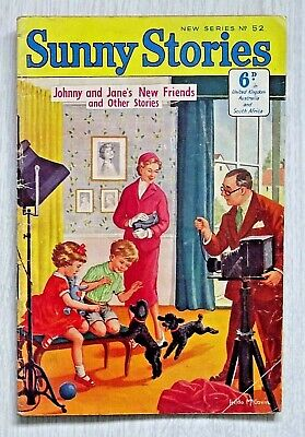 SUNNY STORIES - 4th JULY 1959 (29 June-5 July) RARE 60th BIRTHDAY GIFT !! dandy