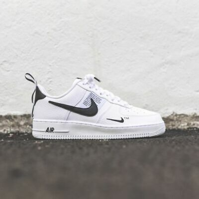 low priced f7305 8056d Nikeair Force 1 One Utility Low Uk Us 7 8 8.5 9 10 11 12 White
