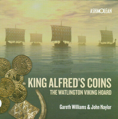 King Alfred Coin Watlington Viking Silver Hoard Anglo-Saxon Britain 870AD Wessex