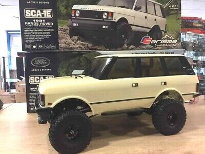 Carisma Adventure - SCA-1E - Range Rover 1981 - Official Licensed - RTR