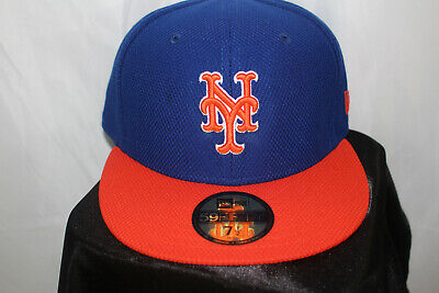 buy popular b693d b994f New York Mets New Era 2018 Low Profile Cap MLB NEW Blue and Orange