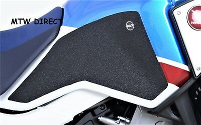 Honda CRF1000 Africa Twin Adventure Sports R&G Tank Traction Grips Pads (Black)
