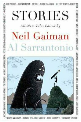 Stories - All-New Tales by Christian Jacq, Al Sarrantonio and Neil Gaiman...