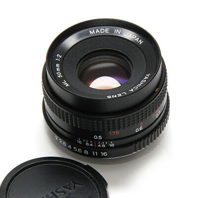 Yashica ML 50mm f2 Prime Lens in Excellent Condition