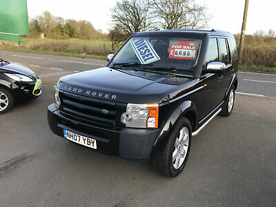 Land Rover Discovery 3 2.7Td V6 Automatic/ Air Conditioning/ £8695.00