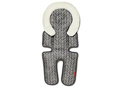 Skip HOP Stroll And GO Cool Touch Infant Support Grey Feather Brand New