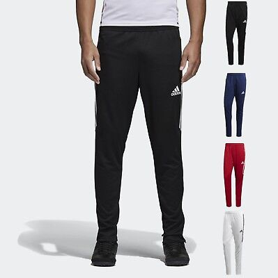 Adidas Men NEW Tiro Series Soccer Training Pants 3-Striped ClimaCool SweatPants