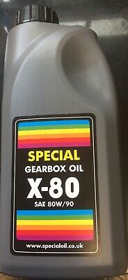 Interpump X-80 Pressure Washer Special Gearbox Oil New Stock