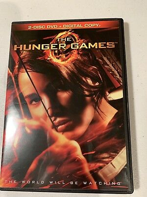 2-Disc DVD + Digital:  The Hunger Games