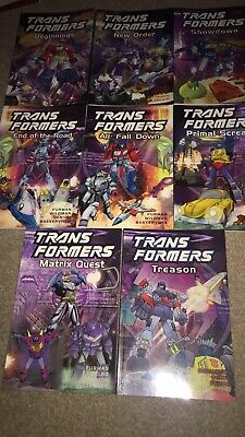 Transformers Graphic Novel Bundle