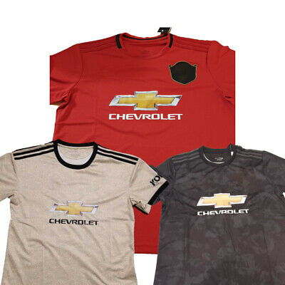 Manchester United Mens Jersey 19-20 Fast ship! Custom Names!
