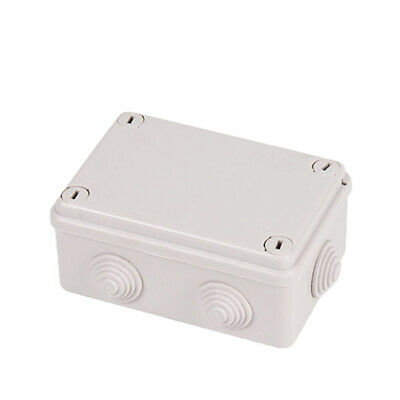 IP65 ABS Waterproof Plastic Enclosure Case Junction Box 4.72x3.15x1.97inch
