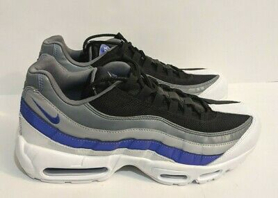 buy popular release date: best value NIKE AIR MAX 95 Essential Men'S White- Violet/cool Grey Size ...