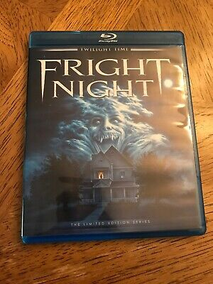 Fright Night (2011 Twilight Time) Like New Blu-Ray. Free Ship.