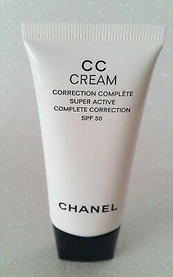Chanel Cc Cream. Correction Complete Super Active. N. 20. Vedi Descrizione