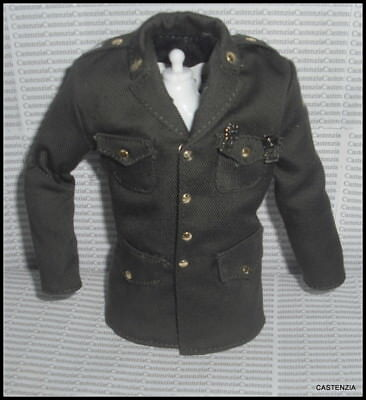 BOTTOM MATTEL KEN DOLL ELVIS THE ARMY YEARS  HUNTER GREEN ARMY PANTS ACCESSORY