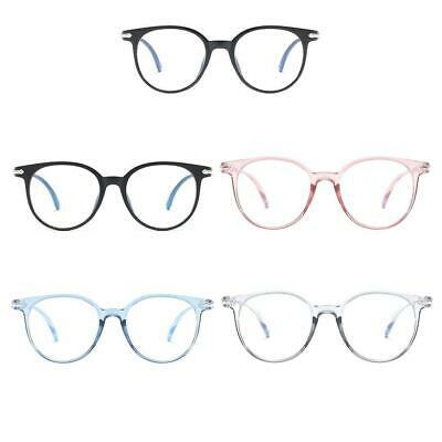 Blue Light Blocking Spectacles Anti Eyestrain Decorative Glasses Light Computer
