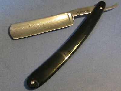 Old Straight Razor - Coupe Choux Jager- Solingen - 6/8  - Shave Ready