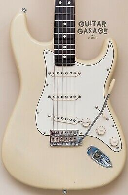 2008 Fender USA American Special Honey Blonde Stratocaster Rosewood neck guitar