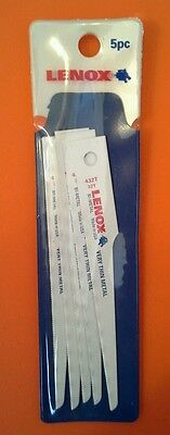 LENOX BI-METAL. Air Saw Blades. 432T. (GENUINE).