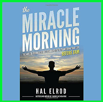 The Miracle Morning by Hal Elrod (E-B0oK)}⚡Fast Delivery(10s)⚡