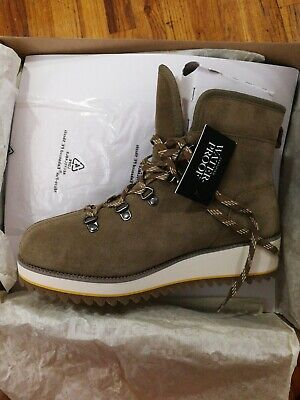 5b360611817 UGG WOMEN'S W Birch Lace-up Snow Boot size 7 US color Alp Brand New  Waterproof