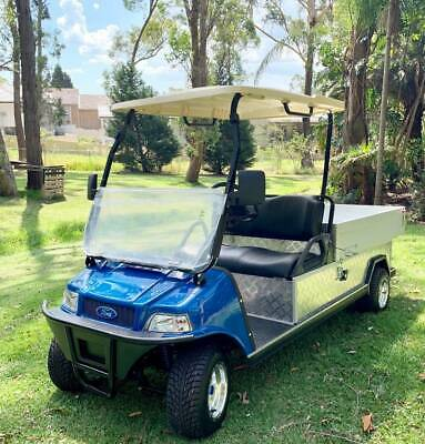 Golf Cart New Ford California Utility Rent-Buy $60wk ABN Holders