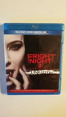 Fright night 2 Blu Ray Only