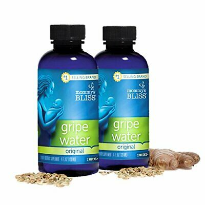 Mommy's Bliss Original Gripe Water for Baby's Tummy Trouble - *2 Pack*