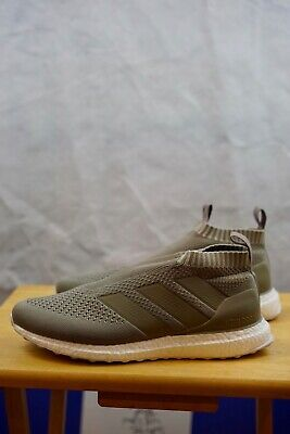 sports shoes 3b9b1 3c9be ACE 16+ PURECONTROL ULTRA BOOST Color ClayClaySesame CG3655 Sz 10.5