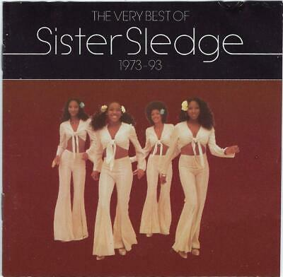 Sister Sledge - The Very Best CD 1973-1993 - Greatest Hits