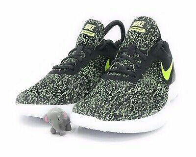 436ba2fca530 Nike Youth Shoes Boys 7Y Flex Contact GS Anthracite Volt-Barely Volt 917932-