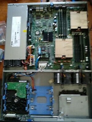 Dell Poweredge Server SC1435 2 x Dual Core Opterons 1.8ghz, 4gb intstalled RAM