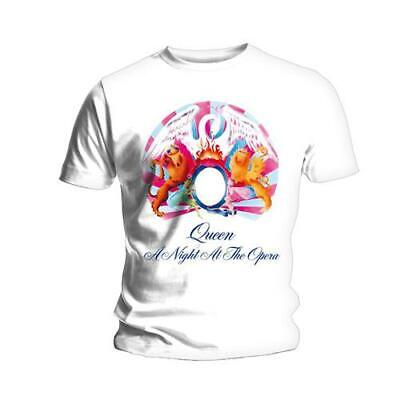 Queen 'A Night At The Opera' T-Shirt - Neuf et Officiel
