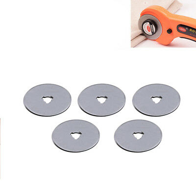 Rotary Cutter Blades Patchwork Circular Refill Sewing Fabric Leather B