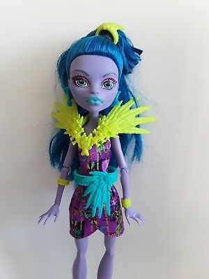 Jane Boolittle Ghouls Getaway Monster High Dolls RARE Excellent used condition