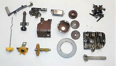BRIGGS & STRATTON 4HP Quatro Engine10A902 Assorted Parts and Hardware