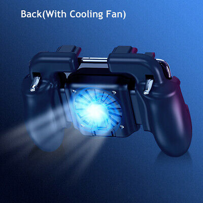 Gaming Trigger Phone Game PUBG Mobile Controller Gamepad For 6.5'' Android IOS