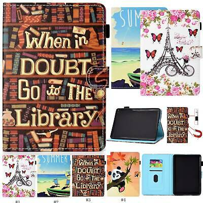Smart Leather Stand Case Cover For Kindle Paperwhite 5th 6th 7th 10th Generation