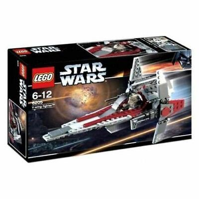 LEGO Star Wars 6205: V-wing Fighter (Box Damaged)
