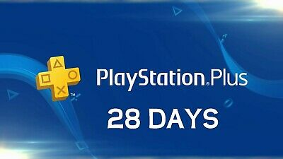 PS Plus 1 Month PS4-PS3 -Vita [ NO CODE ]