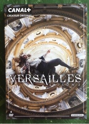 Versailles The Complete Season Two. Dvd