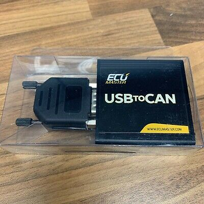 ECUMASTER CAN to USB Box - Used to Configure PMU & ADU DASH