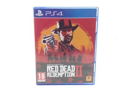 Juego Ps4 Red Dead Redemption 2 Ps4 4520947