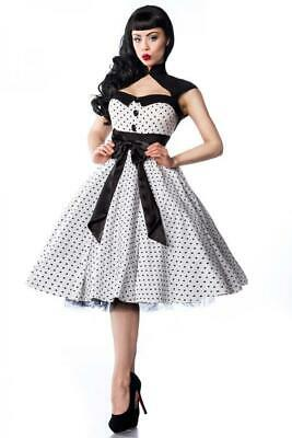 VARIOUS Rockabilly-Kleid (12119-005-XL)