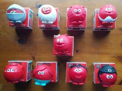 Red Nose Day 2019 Noses ; 9 to Choose From - New in Box ; Charity Collectable