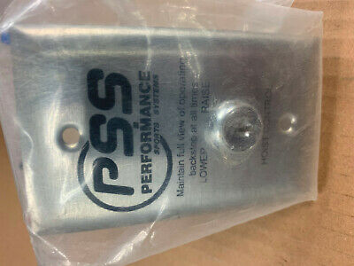 Pss Performance Sport Systems Hoist Control New